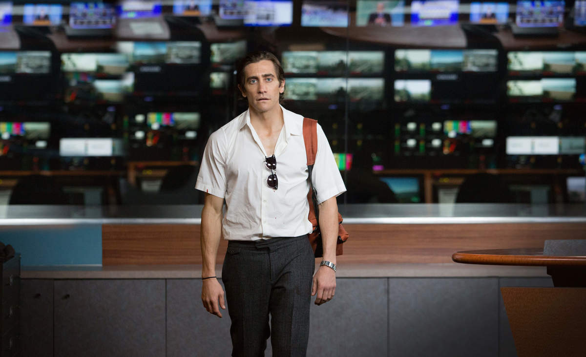Lou Gets Away With Illegal Activities In Nightcrawler