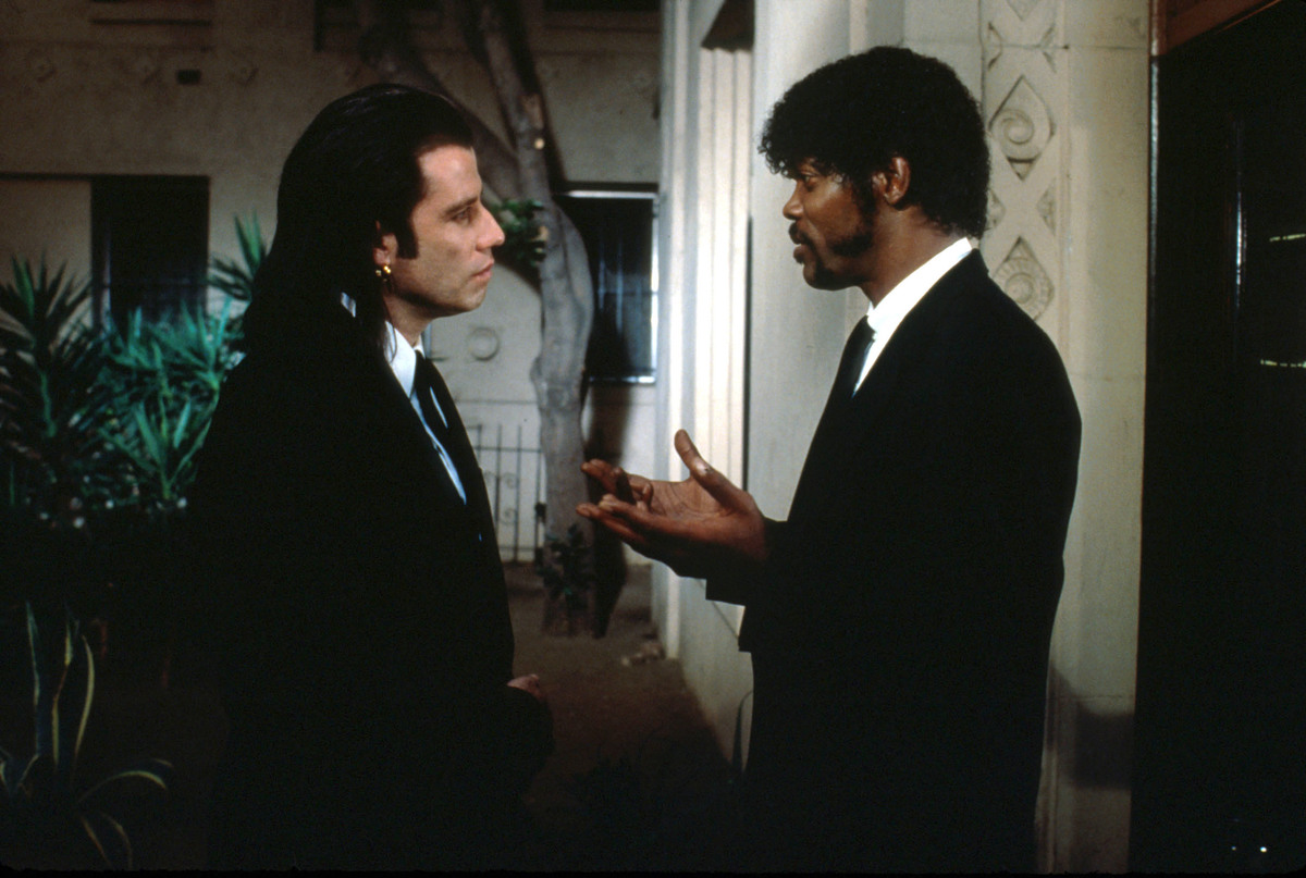 Pulp Fiction Is Getting The Boot