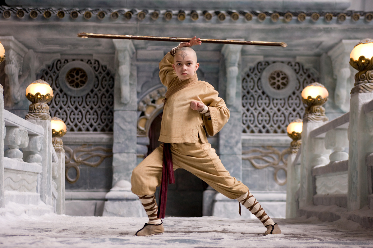The Last Airbender Is Known As One Of The Worst Movies Ever