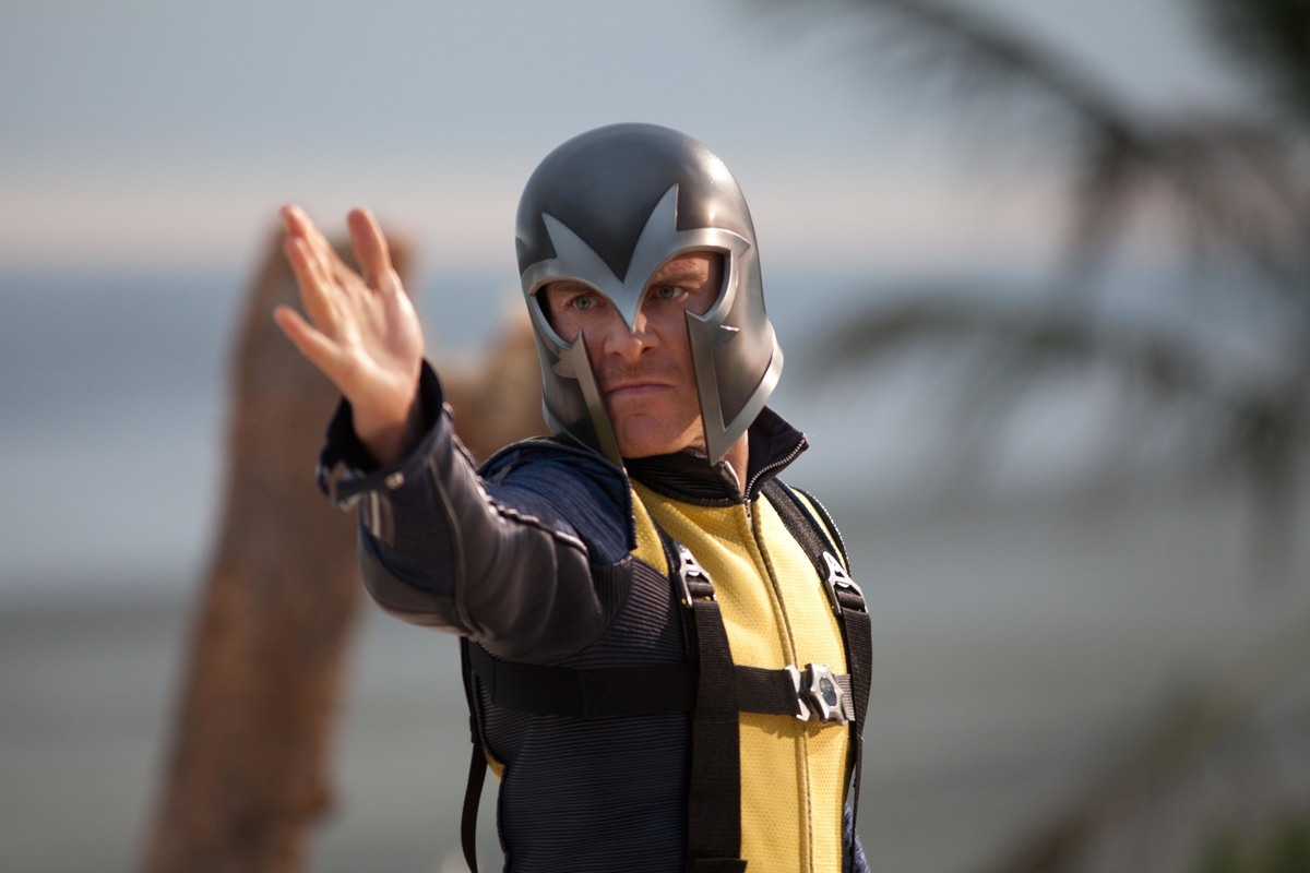 Magneto Turns Into A Villain In X-Men: First Class