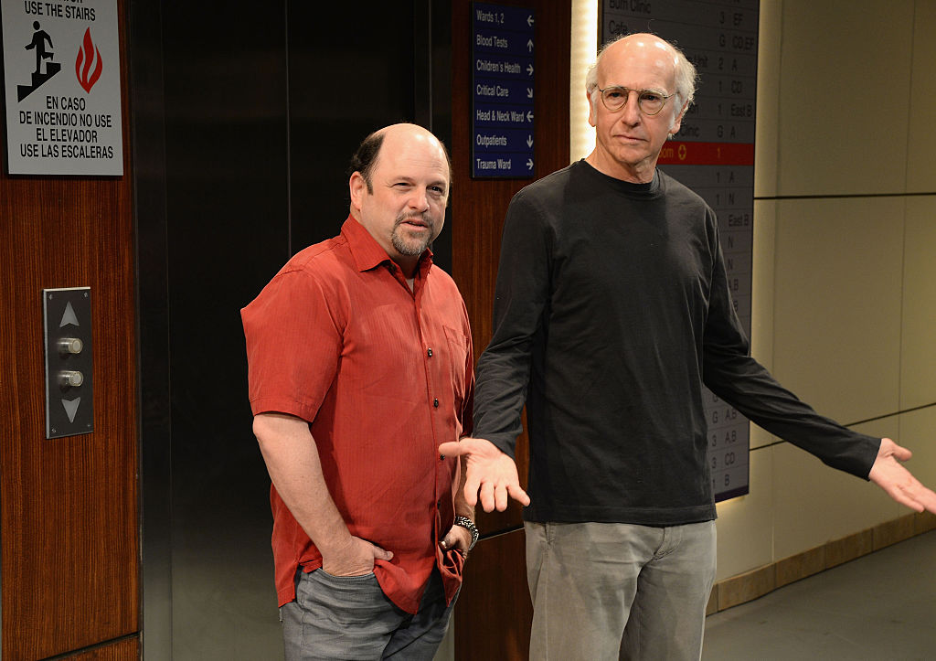 george and larry david