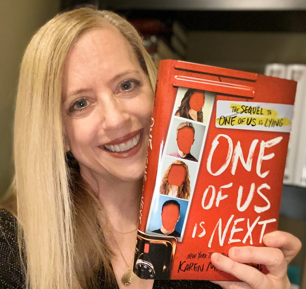 One Of Us Is Next Brings Readers Back To Bayview High