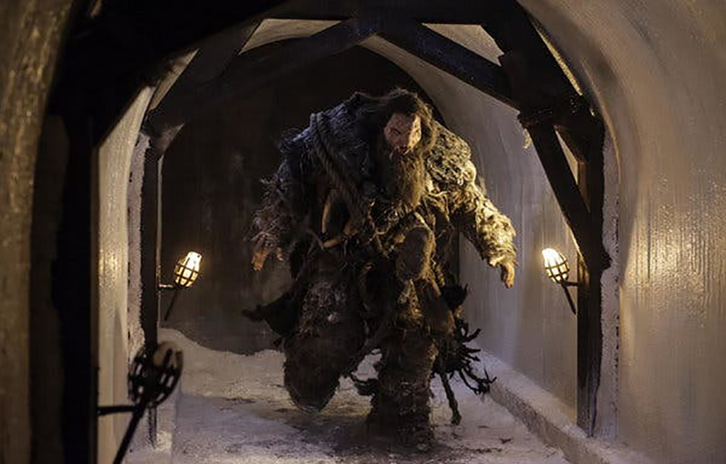 Fingleton as a giant
