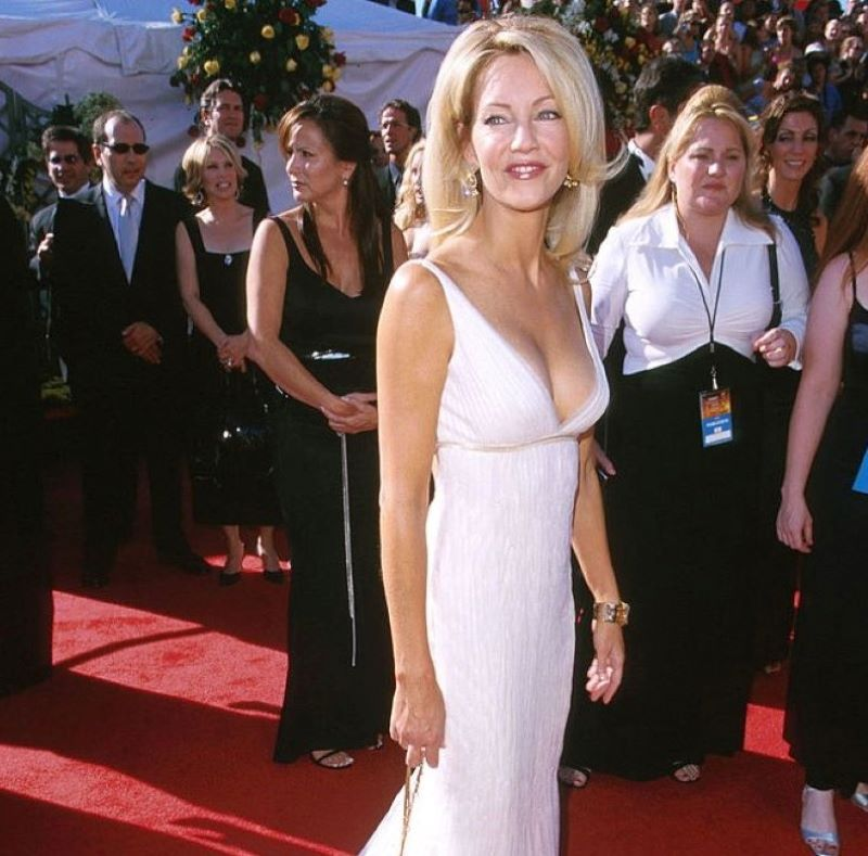 Heather Locklear At The 52nd Annual Emmy Awards
