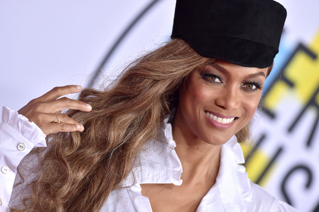 tyra banks tv host