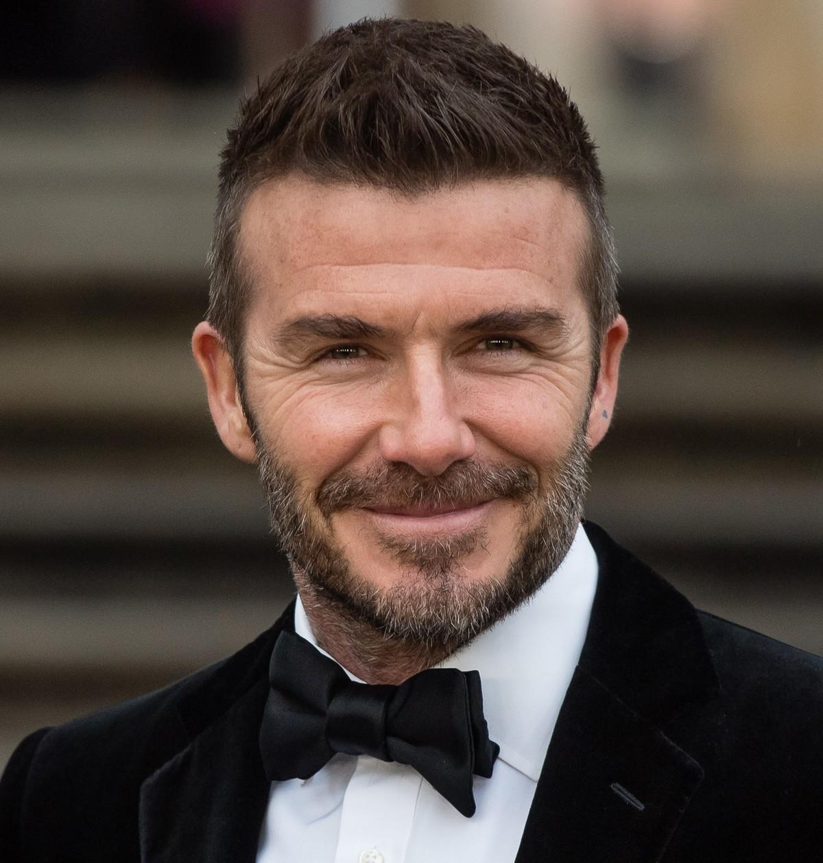 David Beckham: 88.96 Percent Accurate