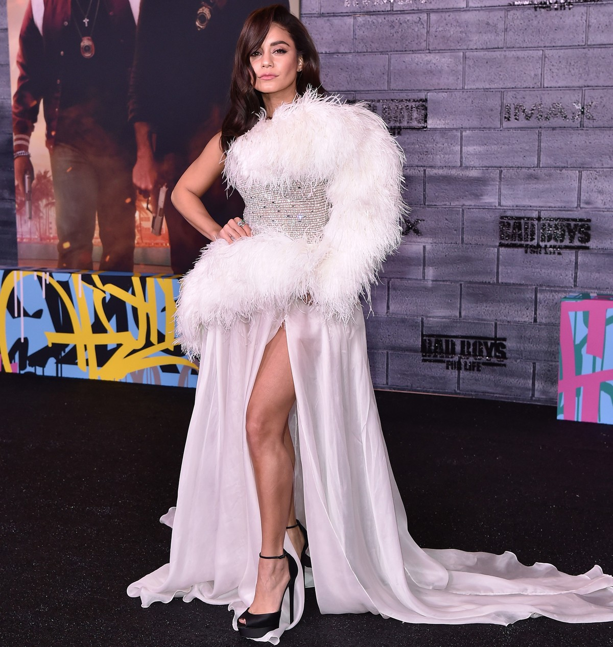 Vanessa Hudgens At The Bad Boys For Life Premiere