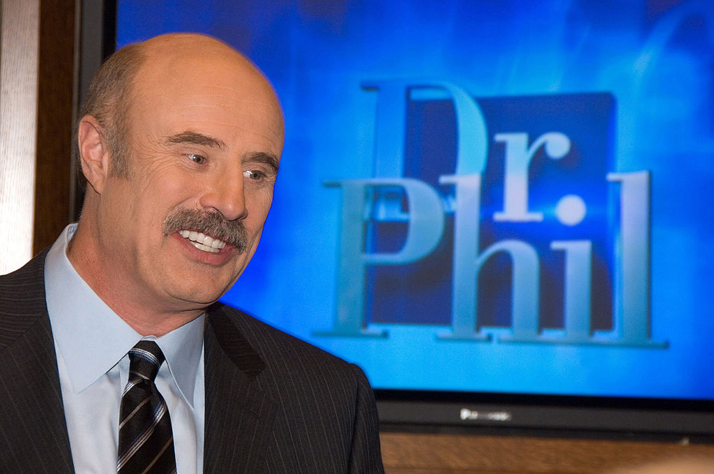 dr phil tv host