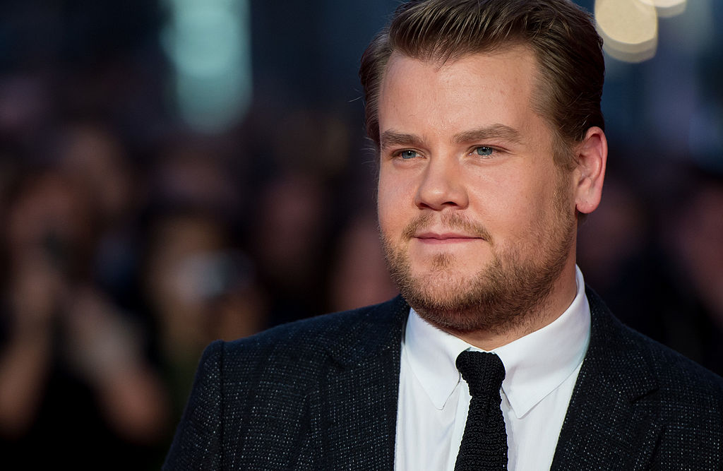 james corden tv host