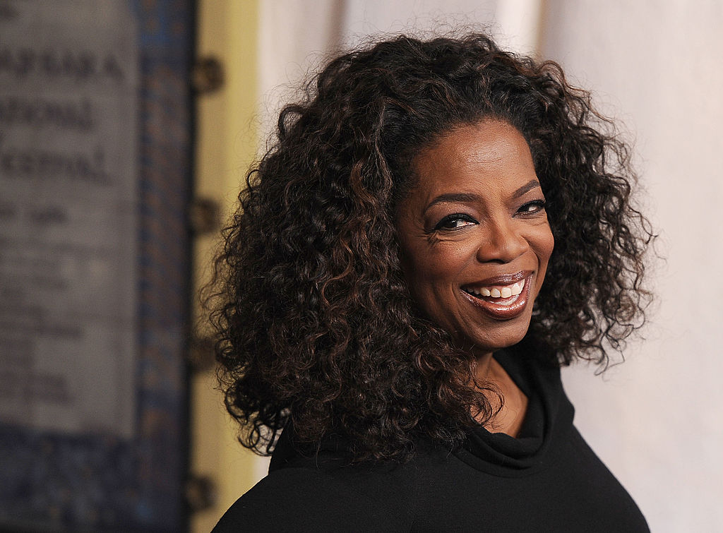 oprah winfrey tv host