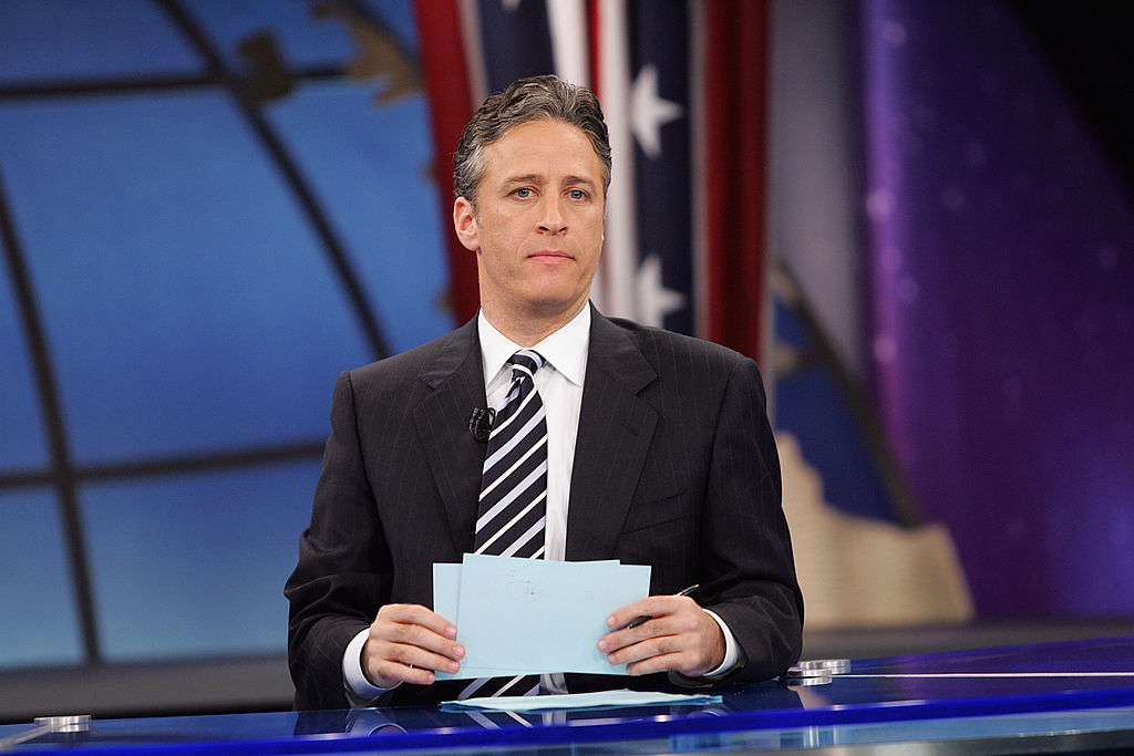 jon stewart tv host