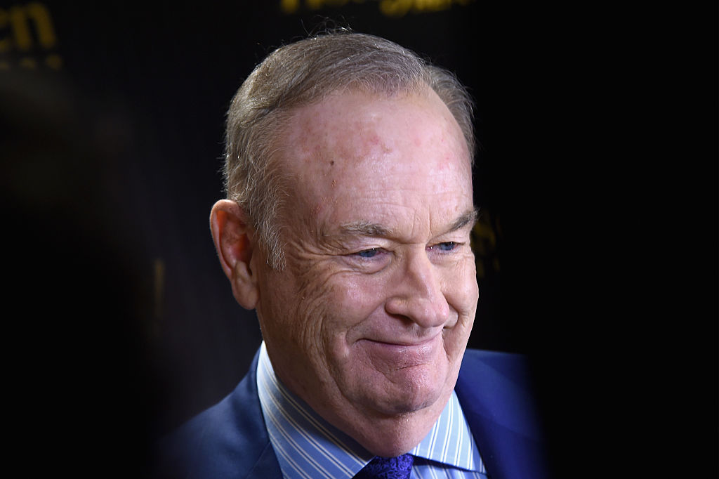 bill oreilly tv host
