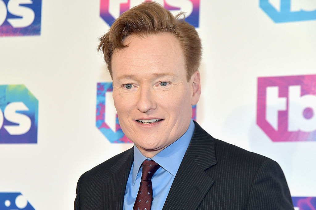 conan obrien tv host