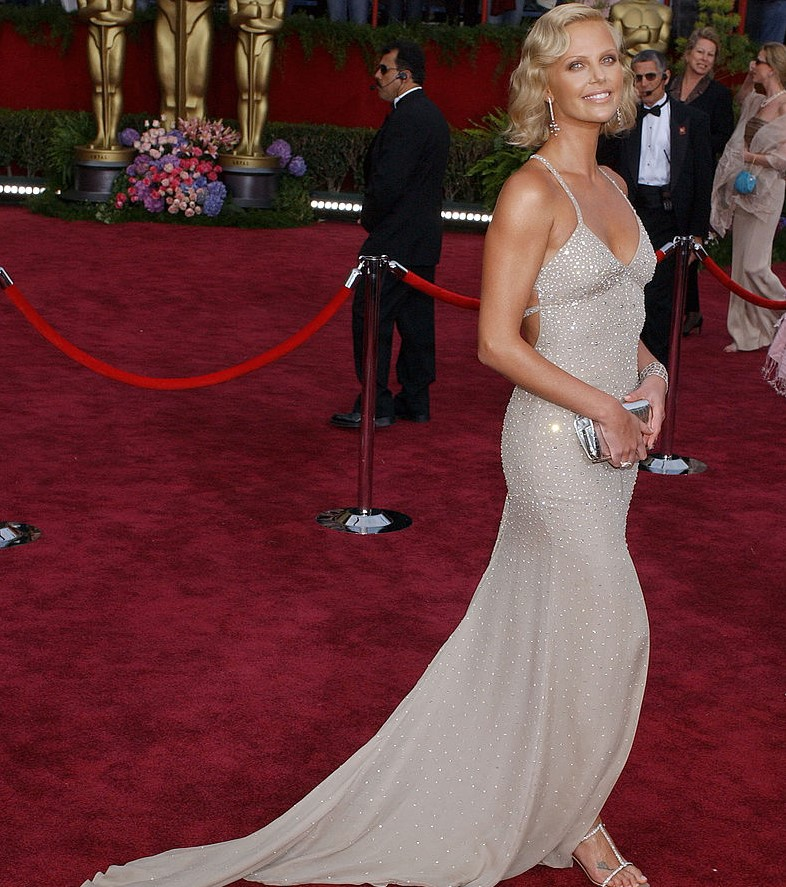 Charlize Theron During The 76th Annual Academy Awards