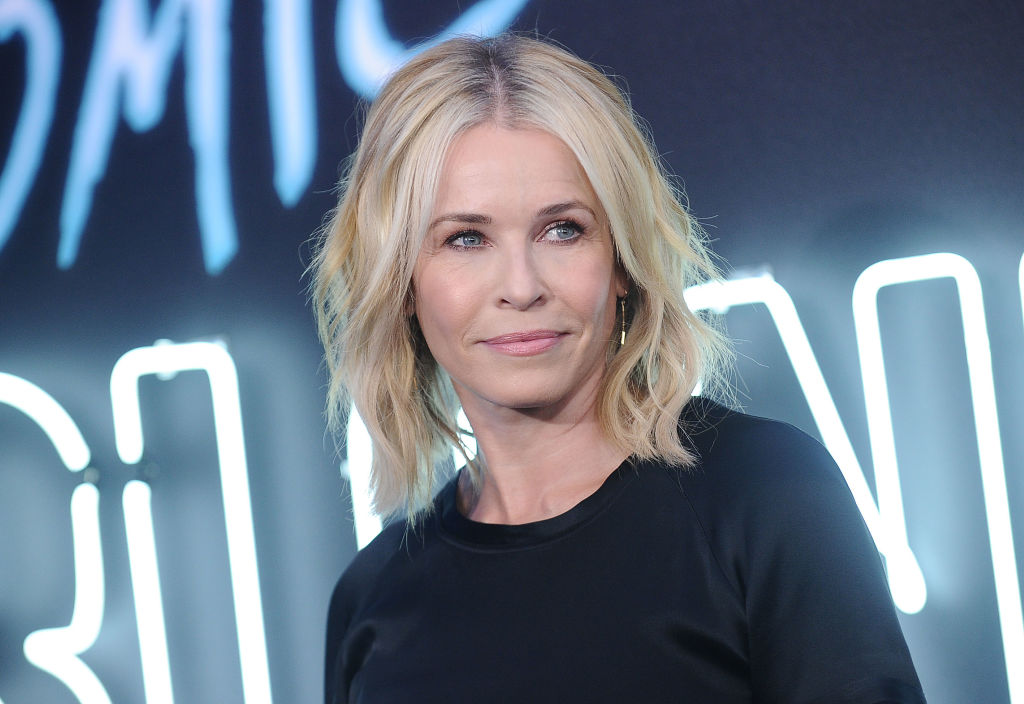 chelsea handler tv host