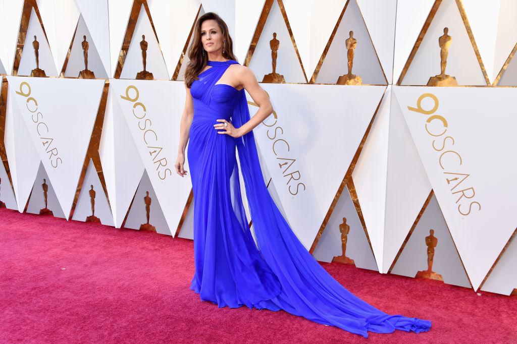 Jennifer Garner At The 2018 Oscars