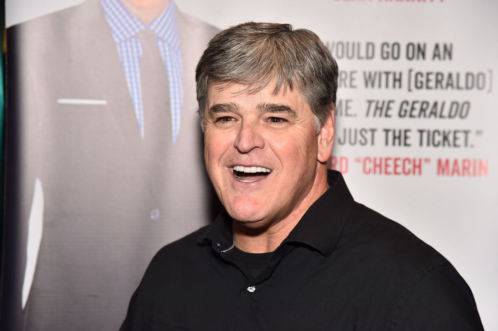 sean hannity tv host