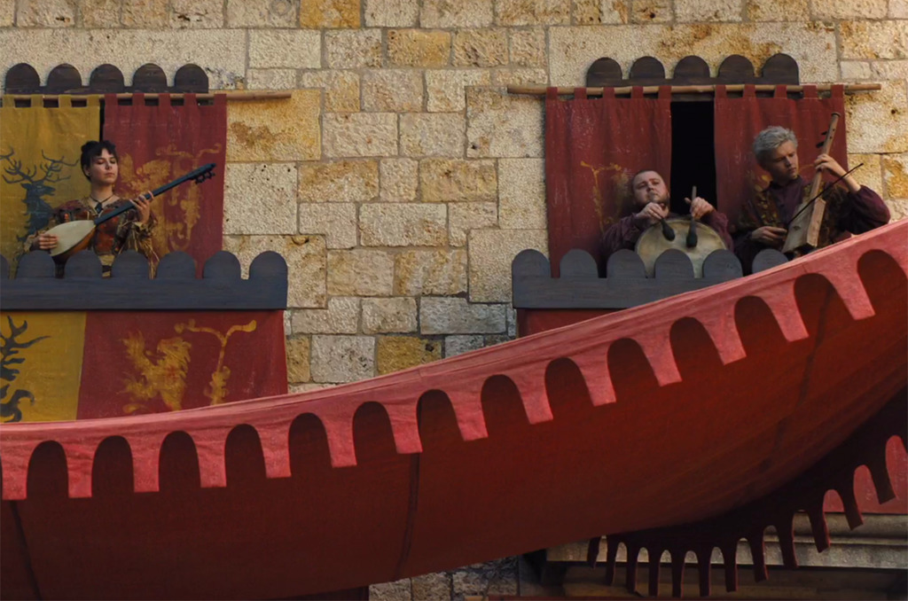 Of Monsters and Men in Game of Thrones