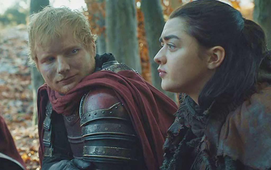 Ed Sheeran in Game of Thrones