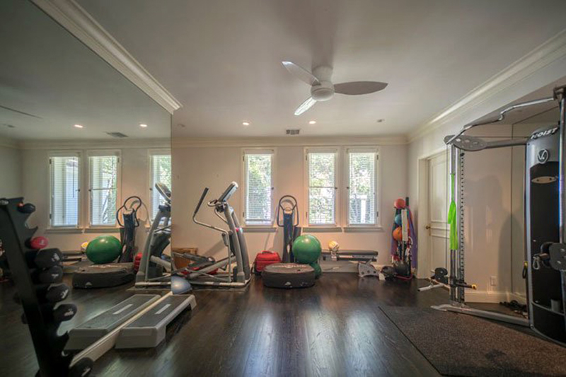 serena-williams-mansion-gym
