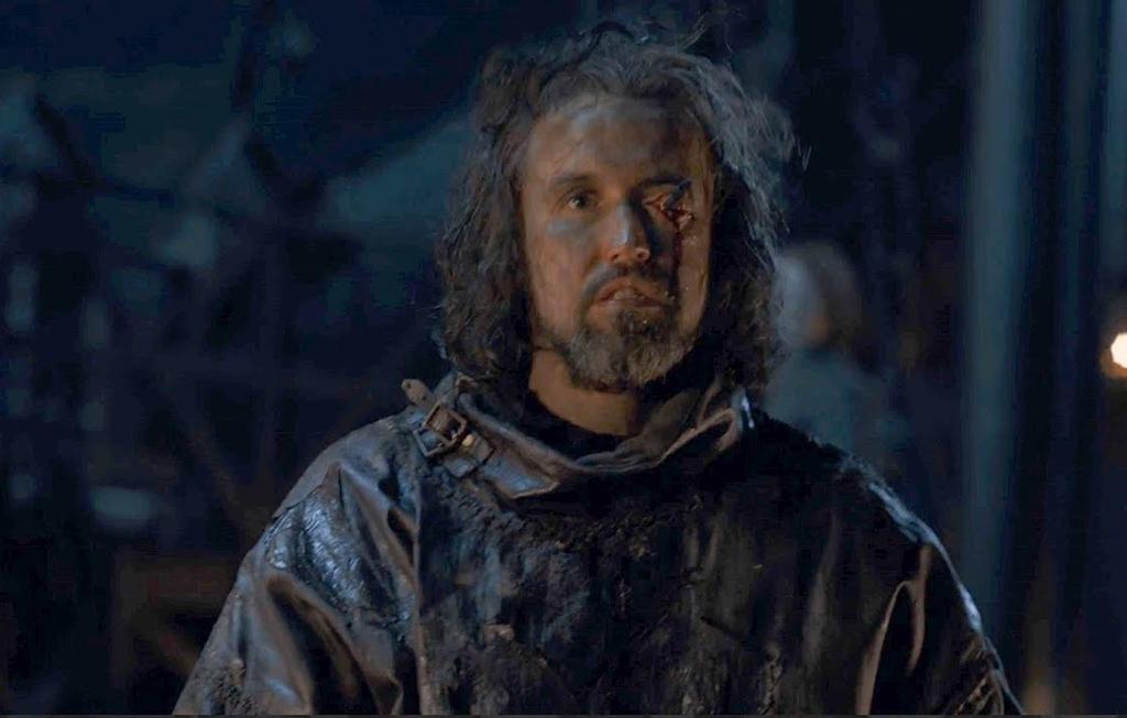 McElhenney as Ironborn guard