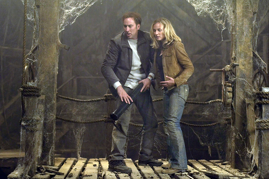 Kruger and Cage
