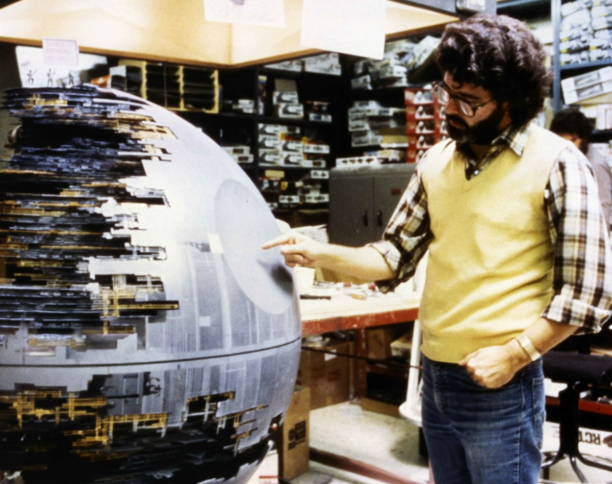 The Death Star Is Kind Of Small