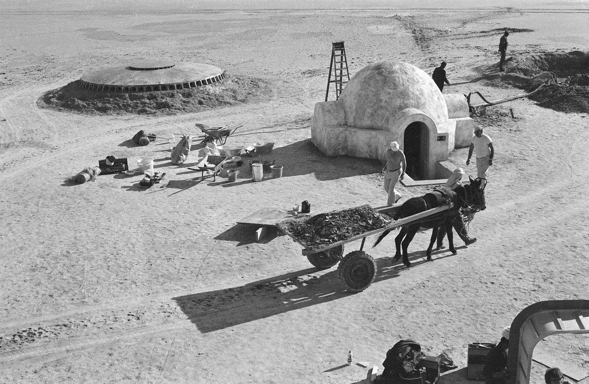 Putting Together The Skywalker Residence
