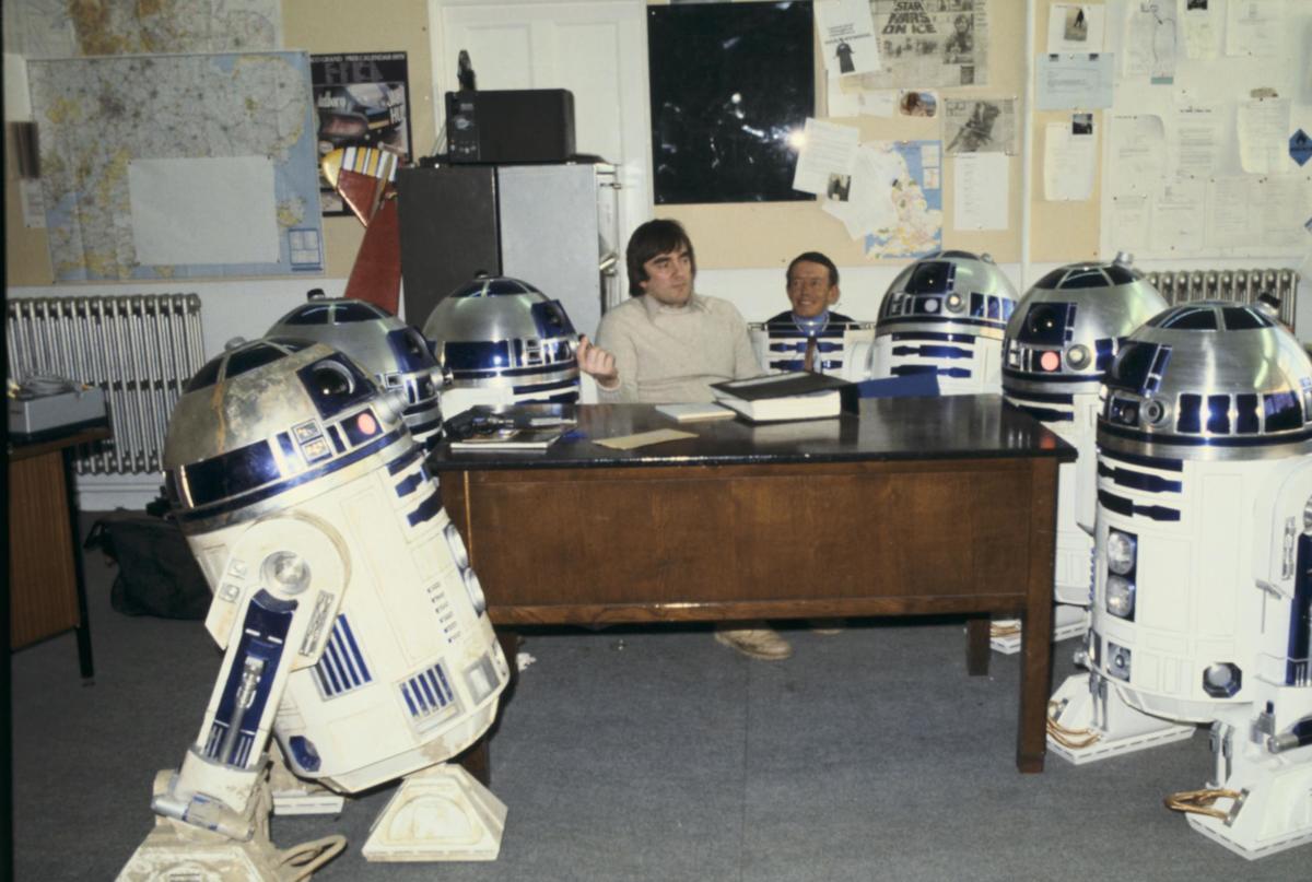 An R2-D2 Convention