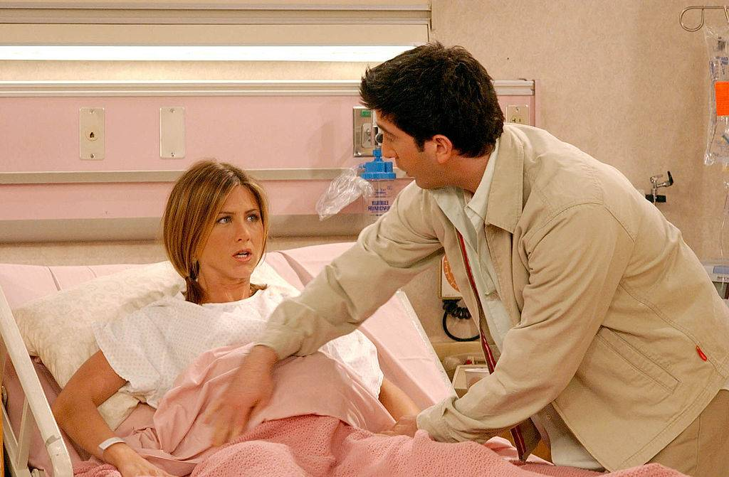 rachel in the hospital -1132327