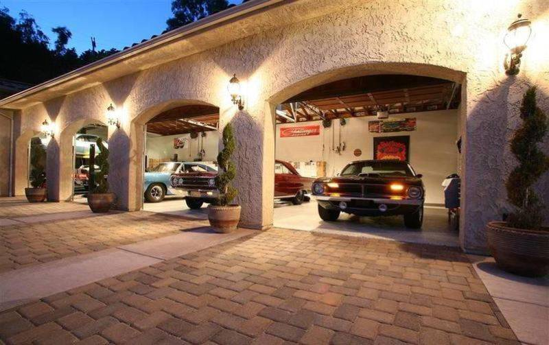 Continued: The Garage