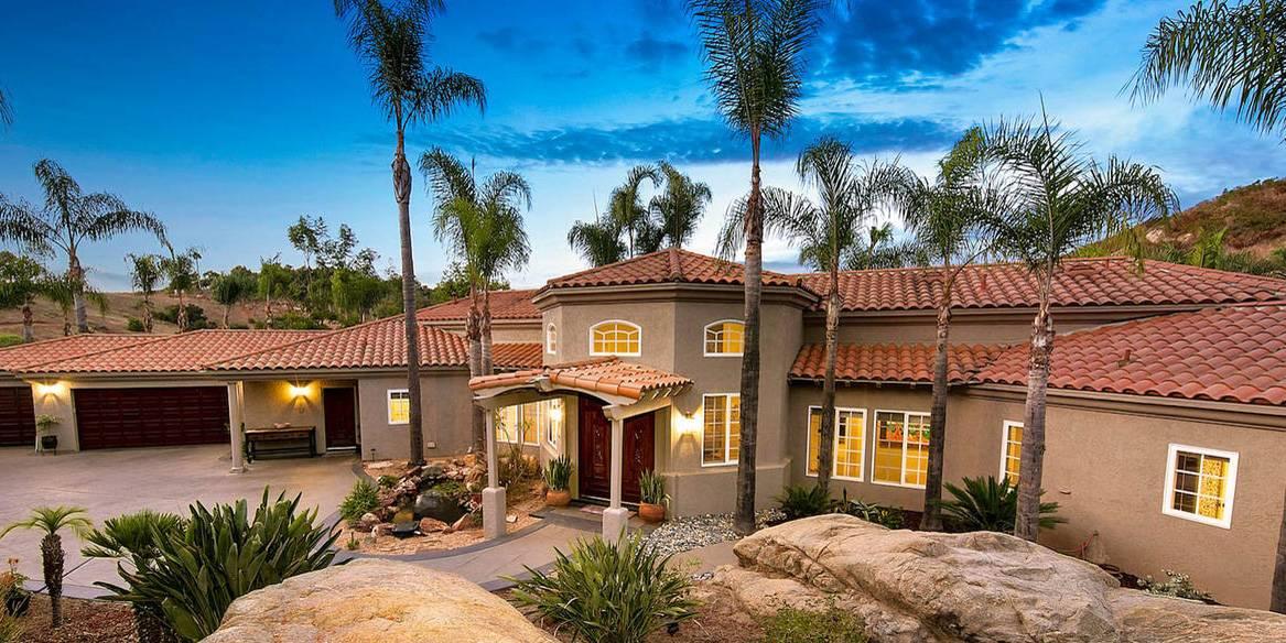 Bill Goldberg's Mansion