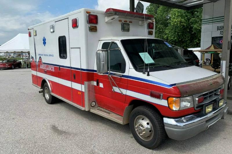 new ambulance plans
