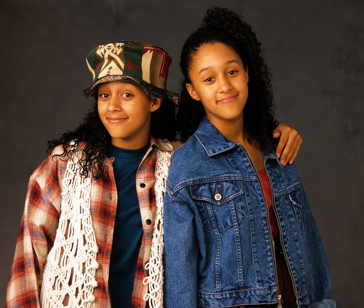 Tia Landry and Tamara Campbell