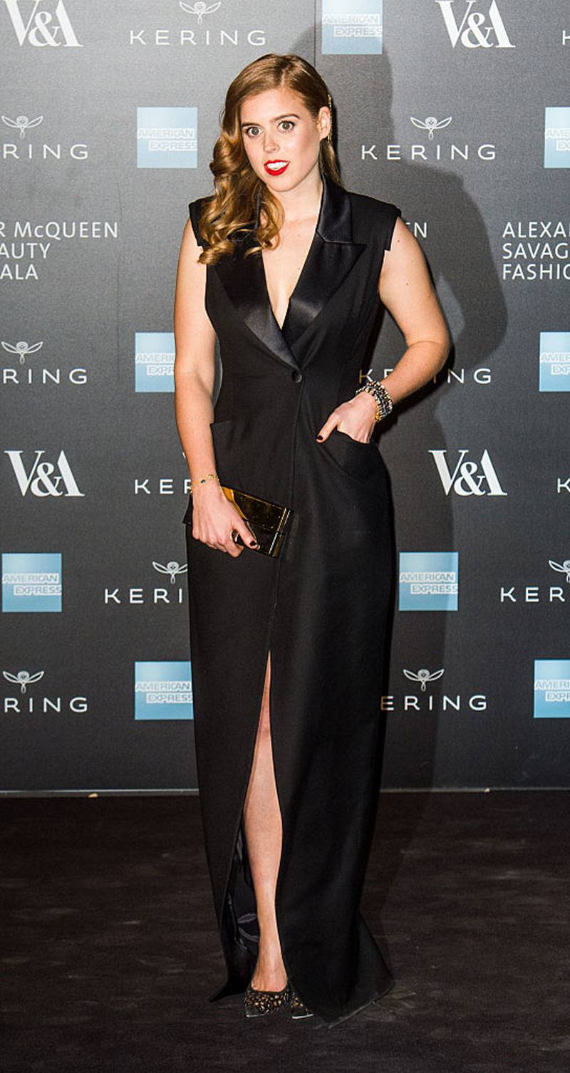 Princess Beatrice of York attends a private view for the