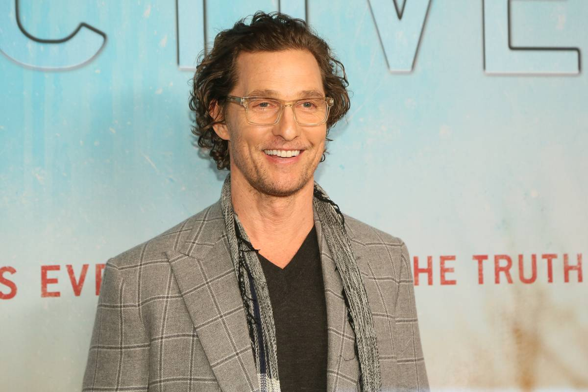 Matthew McConaughey Is Giving His Home State A PSA