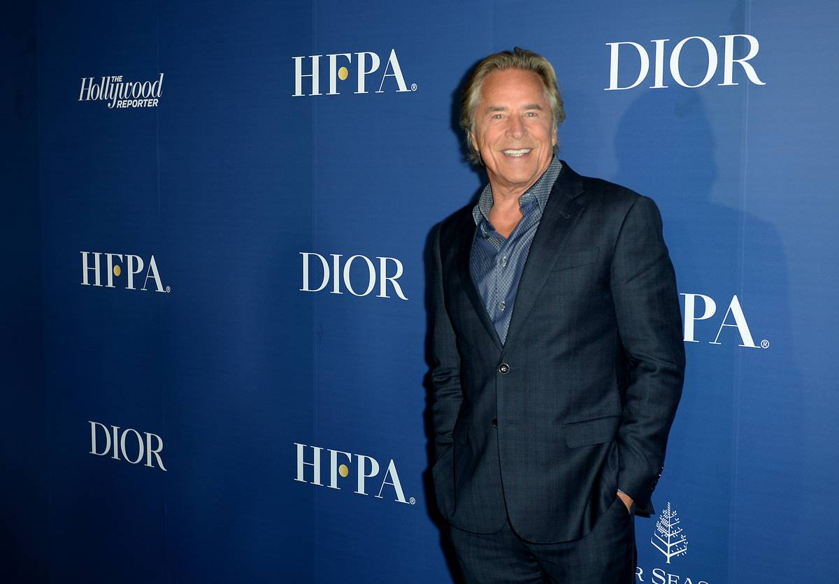 Don Johnson Was Accused Of Money Laundering