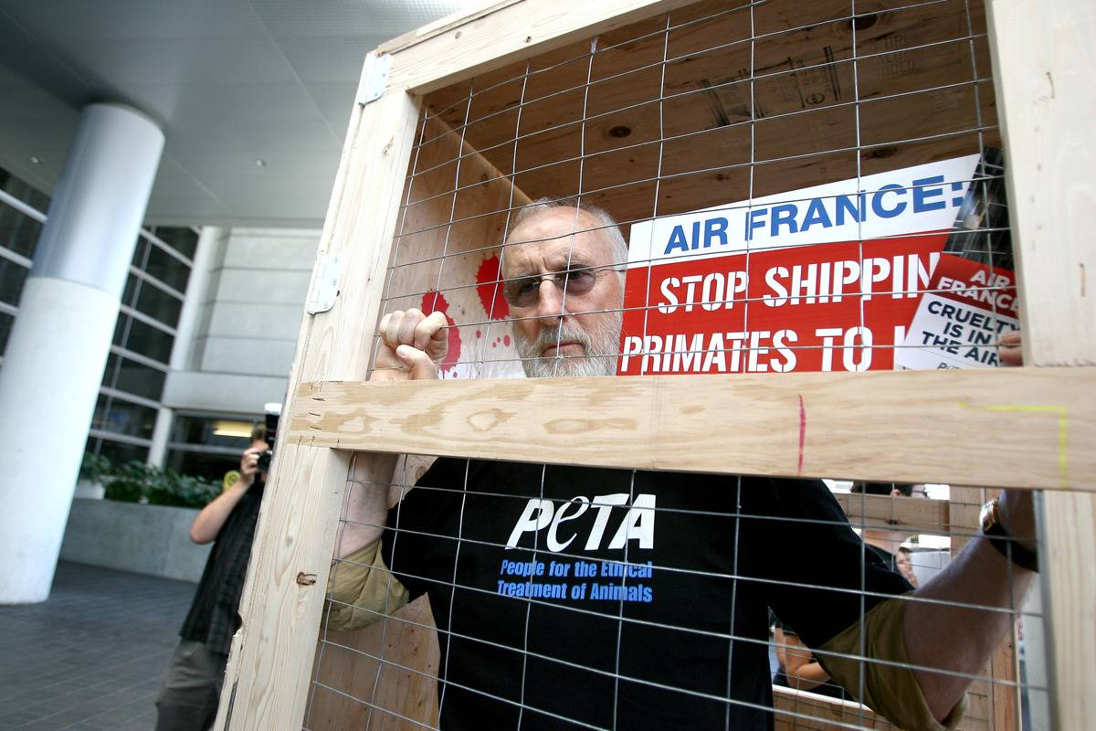 James Cromwell Is An Outspoken Activist