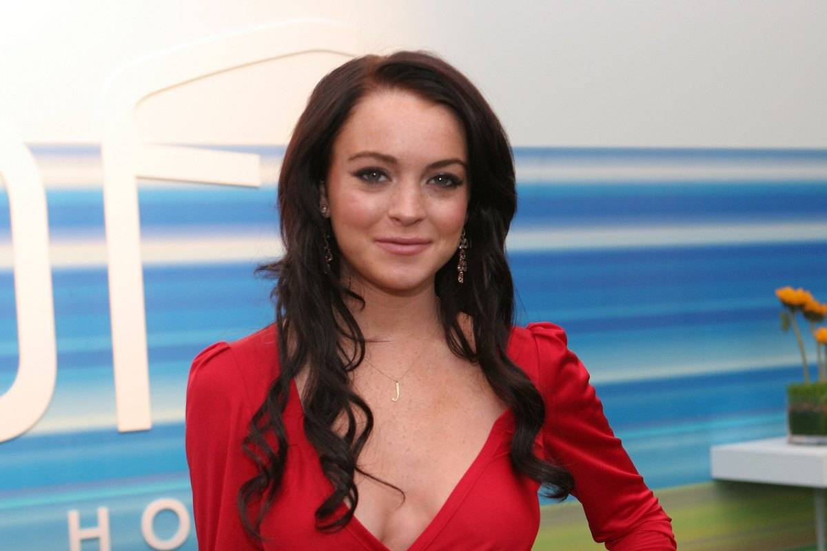 Lindsay Lohan Came Down With Child Star Syndrome