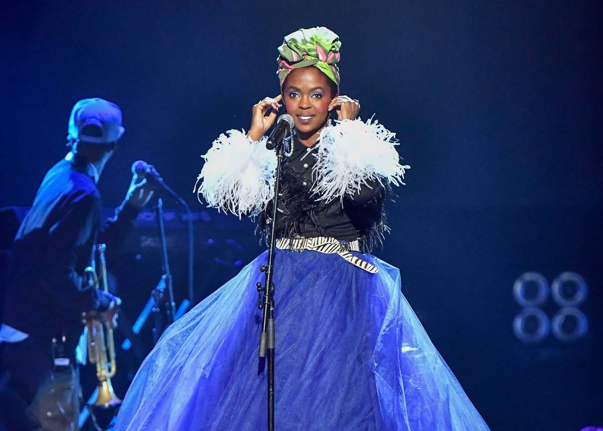 Lauryn Hill Thought Taxes Stunted Her Creativity