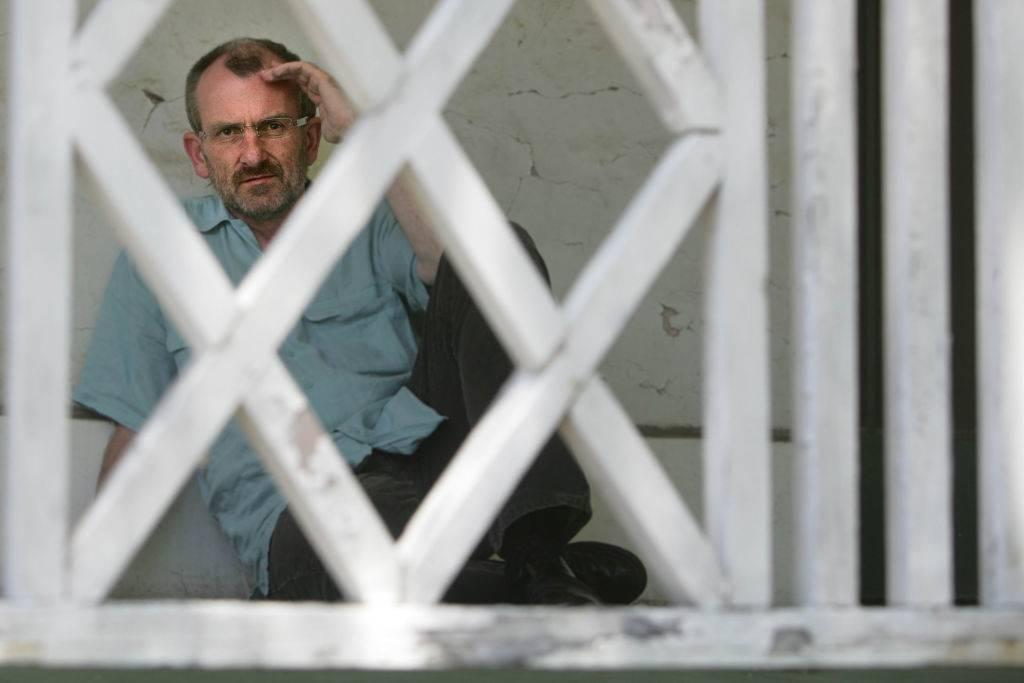 Australian film director Chris Noonan