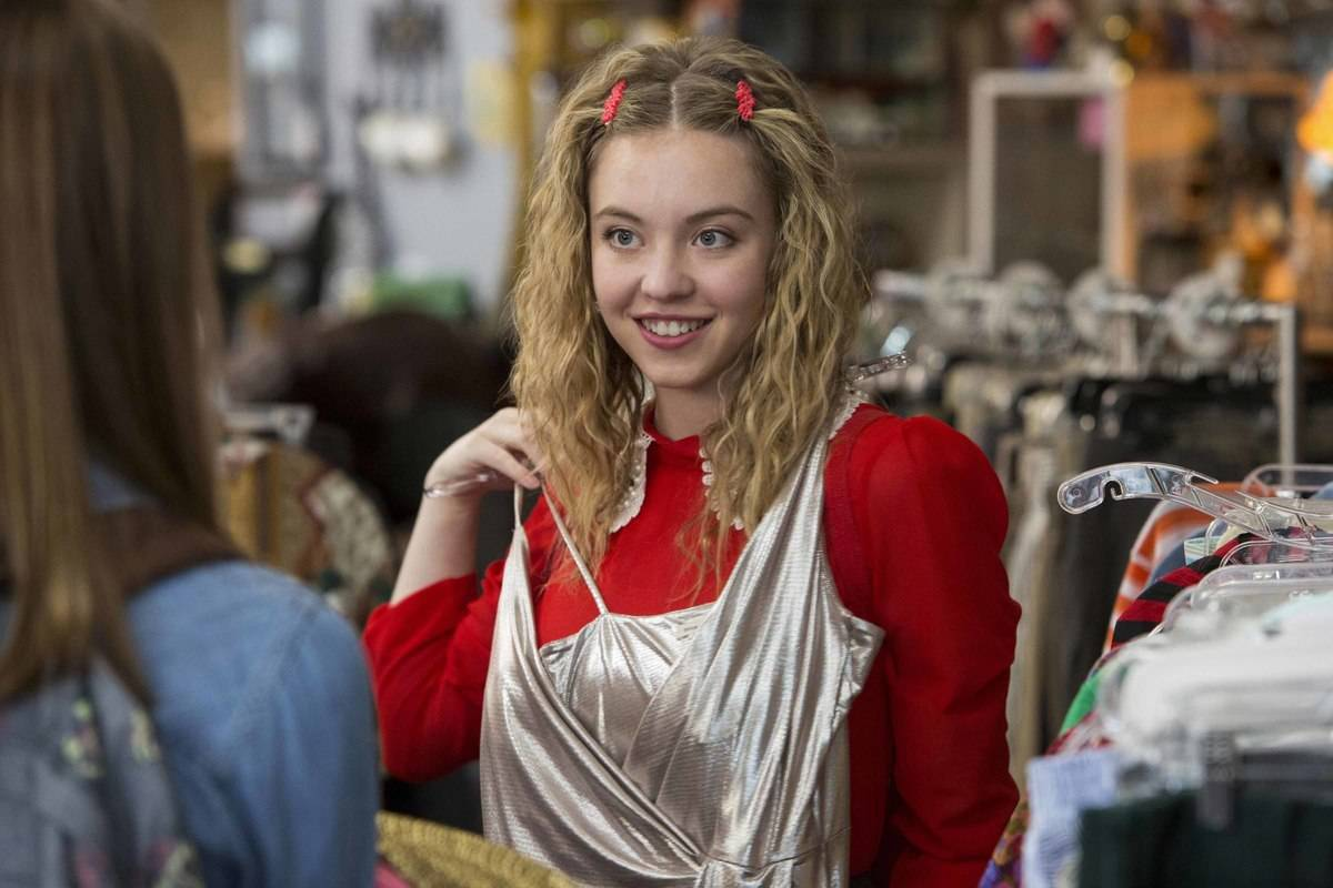 Sydney Sweeney In Everything Sucks!