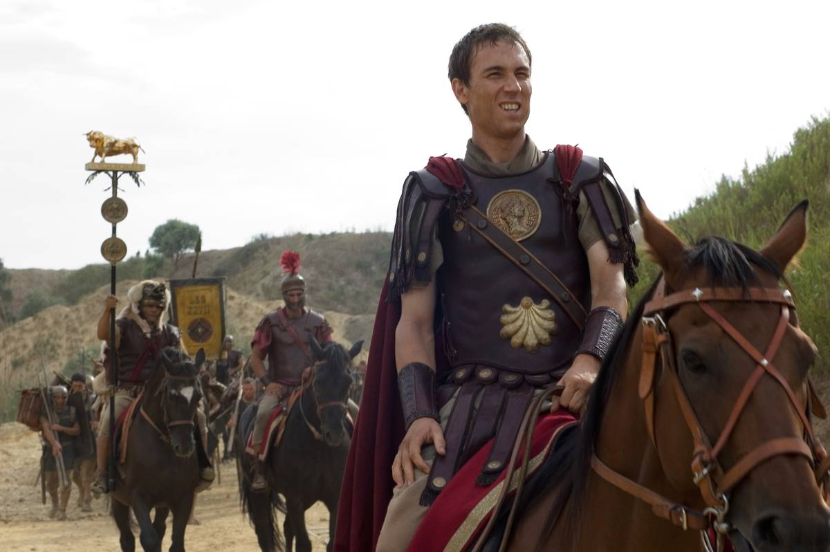 rome hbo