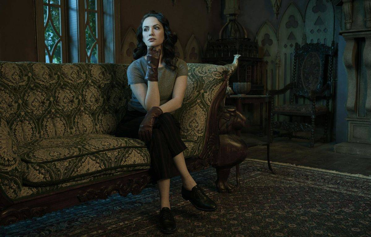Theodora Crain From The Haunting of Hill House