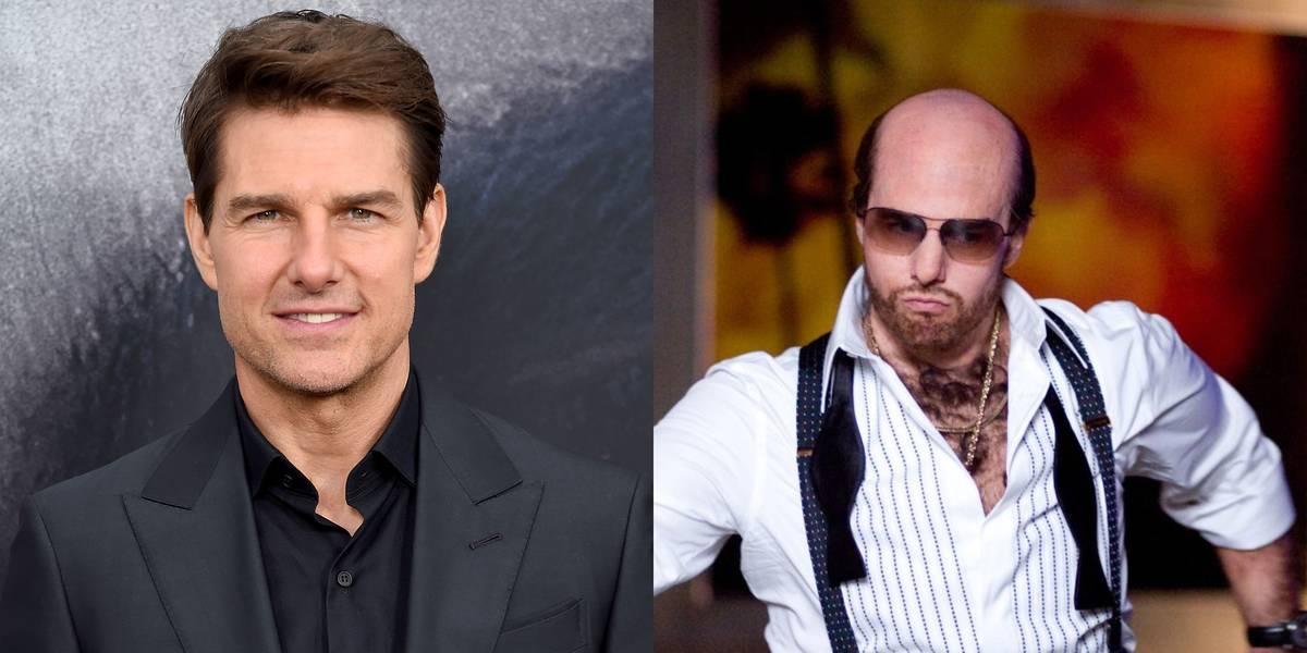 Tom Cruise In Tropic Thunder
