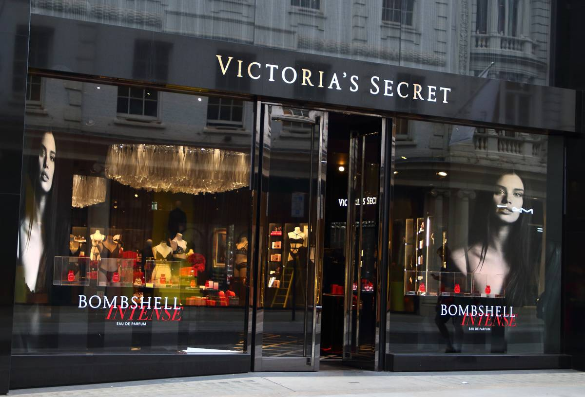 Victoria's Secret store in the Luxury Fashion and Jewellery...