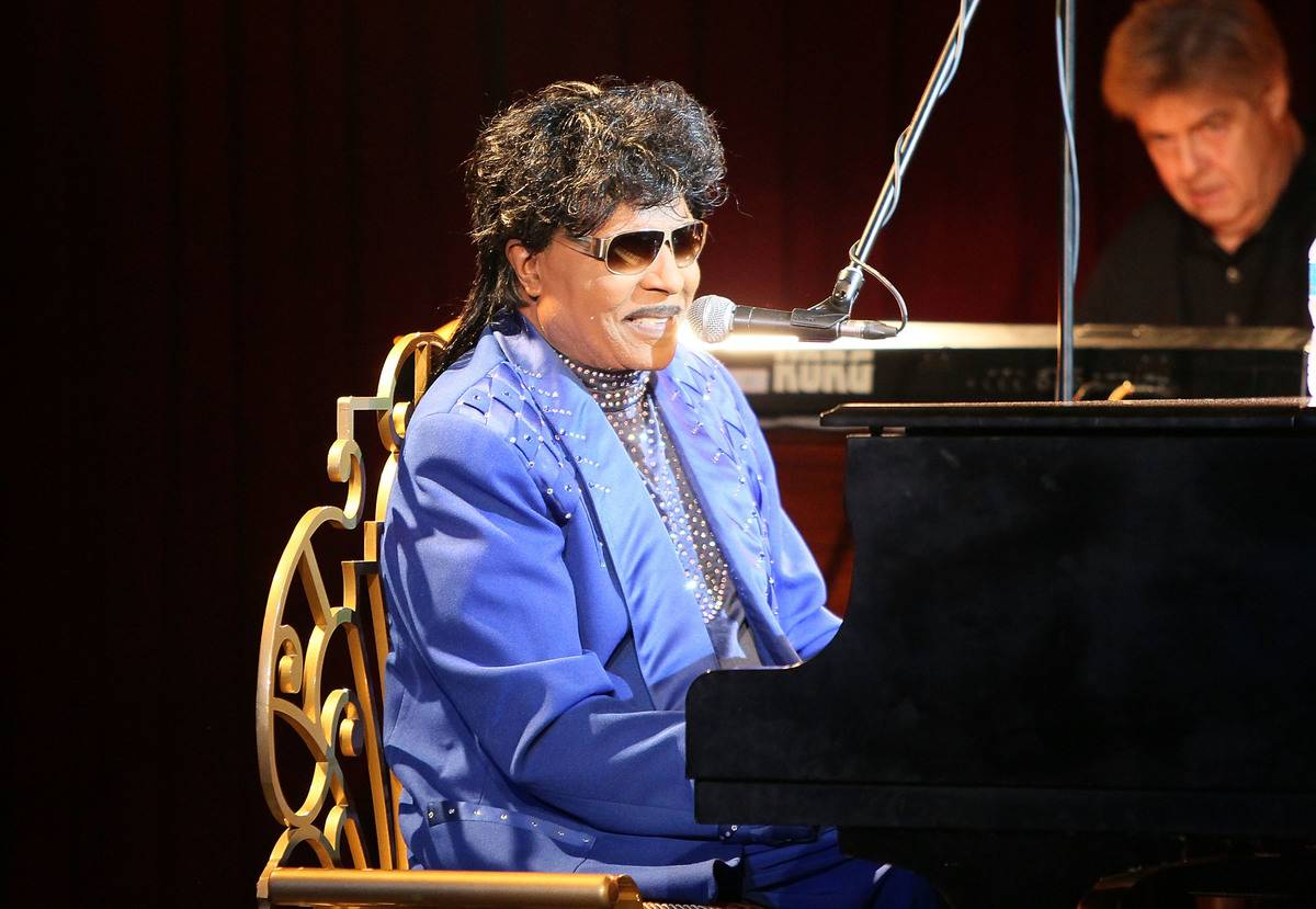 Little Richard In Concert