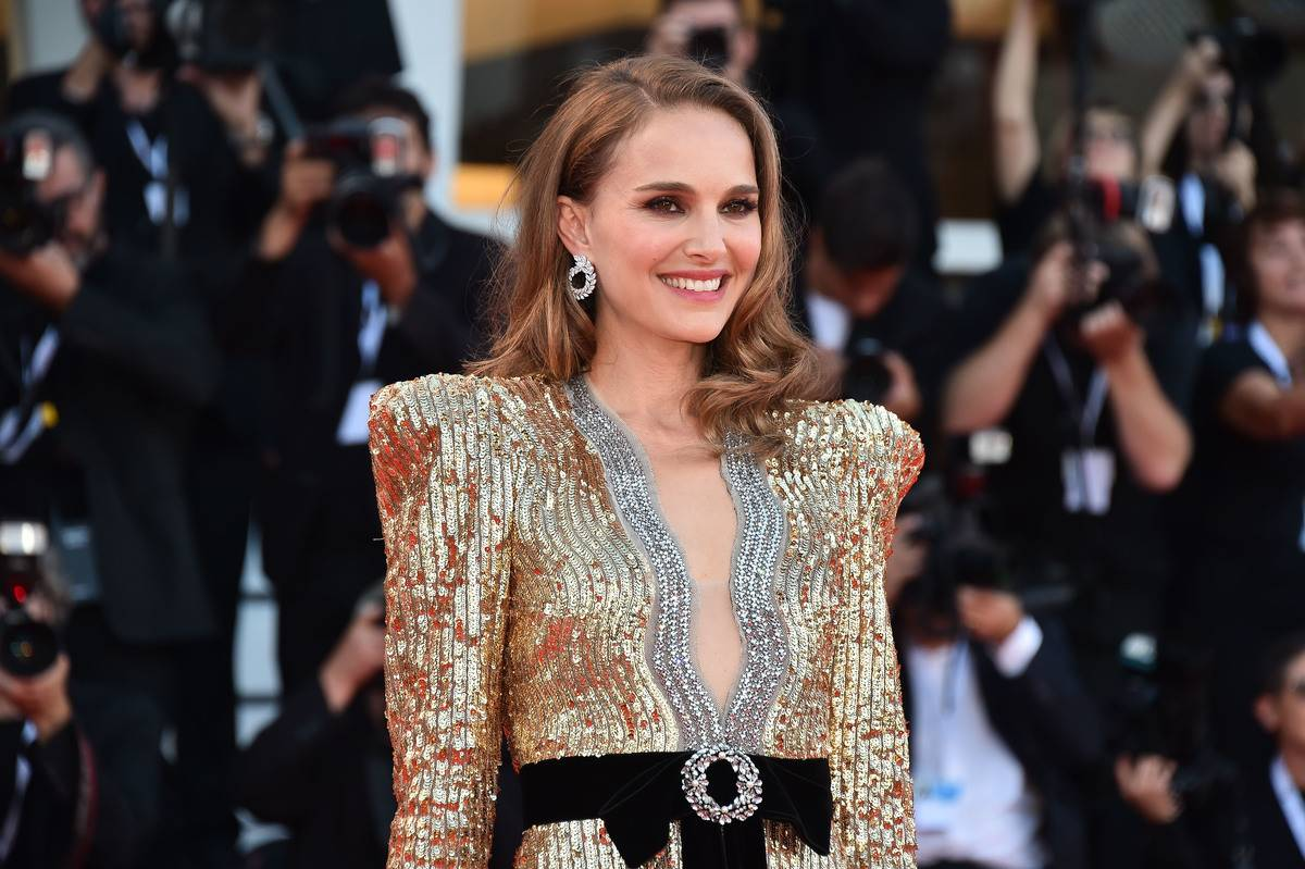 Natalie Portman Has A Traditional Hebrew Name