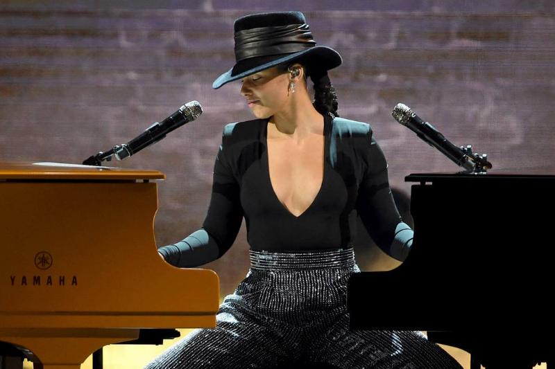 Alicia Keys' Real Last Name Is A Two-Parter