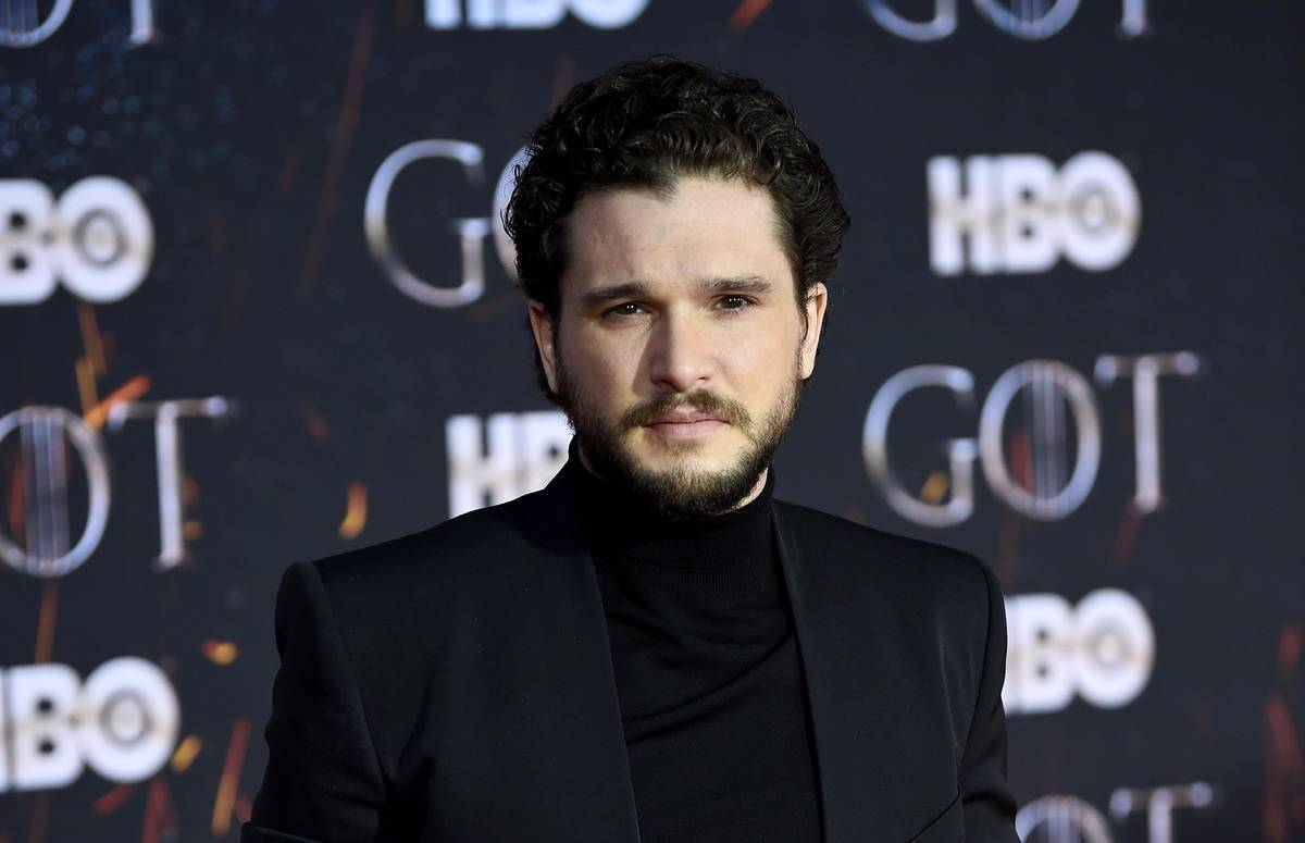 Kit Harington Didn't Know His Real Name Until He Was 11